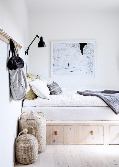 Scandinavian Bedroom by Loft Stockholm