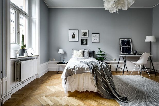 Scandinavian Bedroom by Stylingbolaget