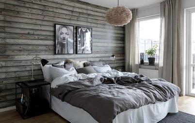Färg eller tapet i sovrummet? Experten ger bästa råden