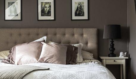Ett härligt sovrum att kura i – inred hemma som ett proffs