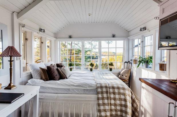 Farmhouse Bedroom by Henrik Nero