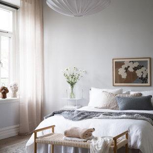 Inspiration för skandinaviska sovrum