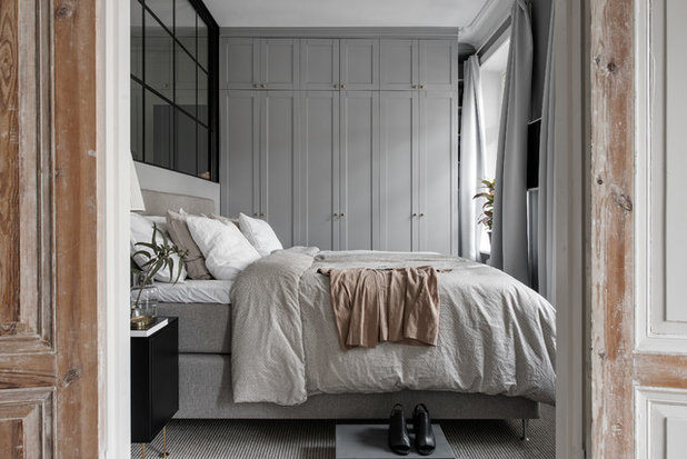 Scandinavian Bedroom by Alvhem Mäkleri & Interiör