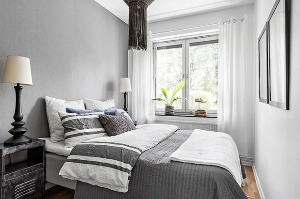 Scandinavian Bedroom By Hemtrend