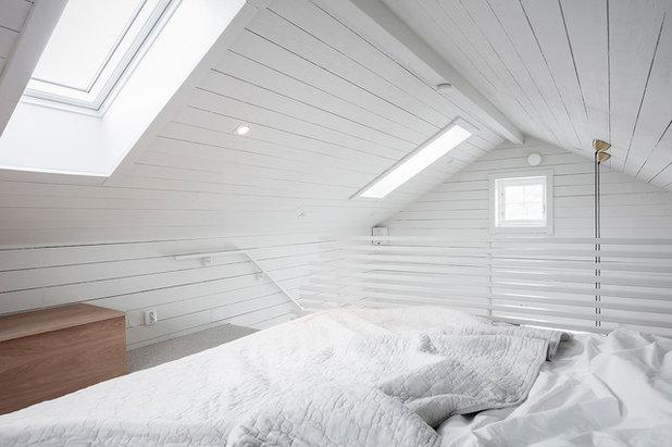 Skandinavisch Schlafzimmer by Studio A3