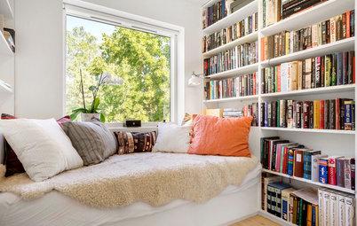 Lesen und staunen – 14 Wohnideen für die perfekte Leseecke