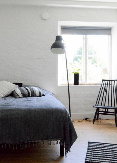 Skandinavisk Sovrum by www.adddesign.se