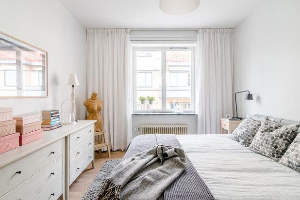 Skandinavisk Soveværelse by Riksmäklaren Uppsala