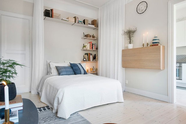 Nórdico Dormitorio by Scandinavian Homes