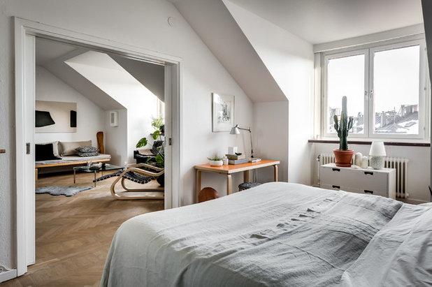 Scandinavian Bedroom by Henrik Nero