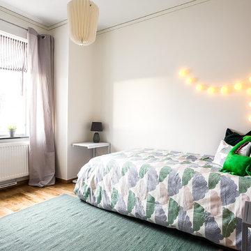 Lilla Sköndal, stylinguppdrag för Bonava i samarbete med Jotex