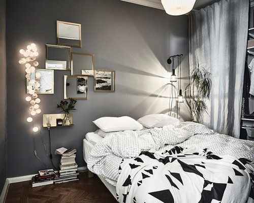 skandinavische schlafzimmer in schweden ideen design bilder. Black Bedroom Furniture Sets. Home Design Ideas