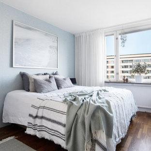 Inspiration för ett nordiskt sovrum