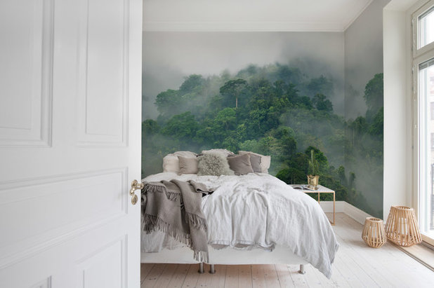Tropical Bedroom by Rebel Walls