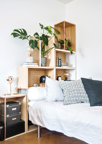 Skandinavisk Soveværelse by Erinterior