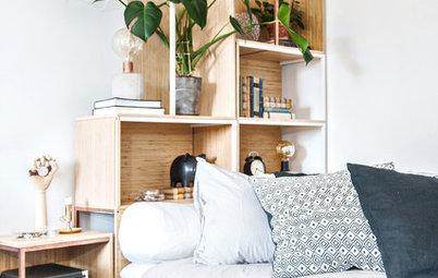 Hver centimeter tæller: 8 tips til bedre opbevaring i små hjem