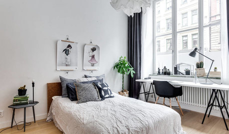 Make Your Office Bedroom Combo Work for You