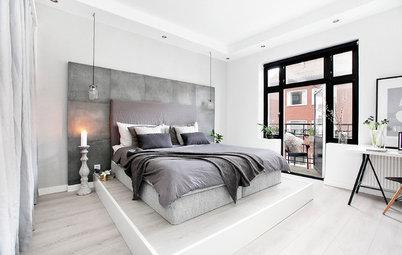 Spännande sänglampor – 6 nya sätt att ljussätta sovrummet