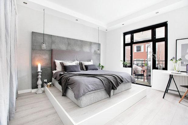 Nórdico Dormitorio by helsingHouse Fastighetsmäklare