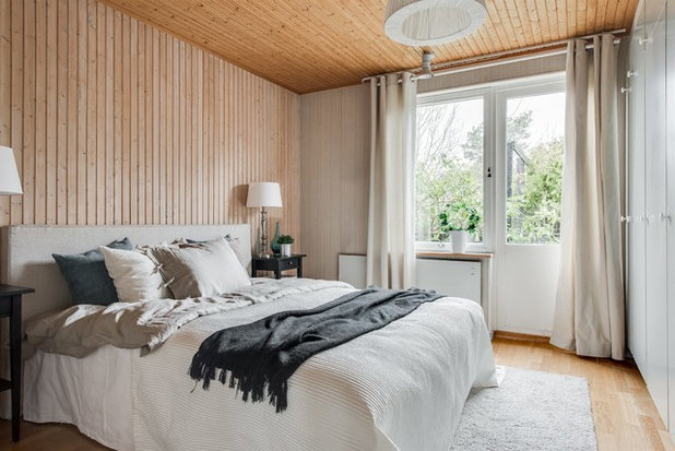 Scandinavian Bedroom by Moodhouse Homestyling