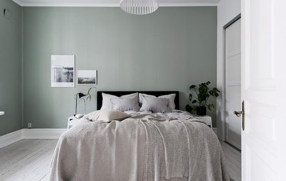 Gorgeous Grey and White Bedrooms You're Going to Love