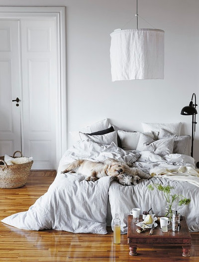 Scandinavo Camera da Letto by Sleepo.se