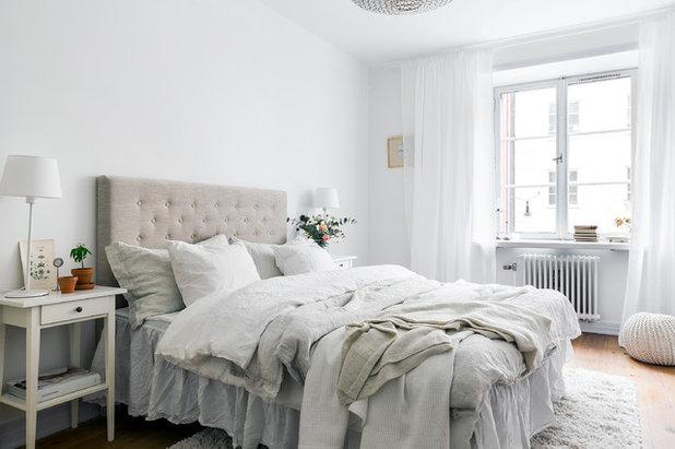 Skandinavisk Soveværelse by Sommarhed inredning & homestaging AB