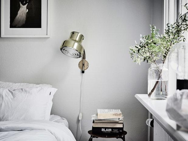 Skandinavisk Soveværelse by 55 kvadrat mäkleri