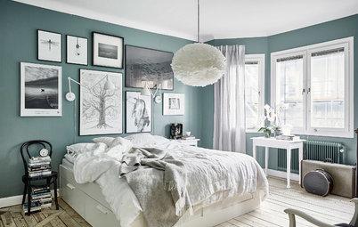 De mest drömmiga sovrummen i Sverige 2017