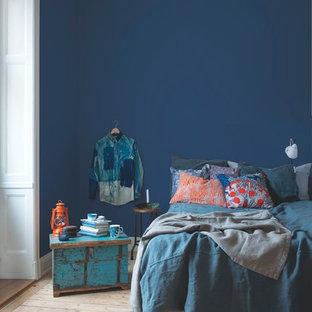 Design ideas for a scandinavian bedroom in Stockholm.