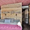 Vågade väggar: Hitta din stil med vågrätt trä