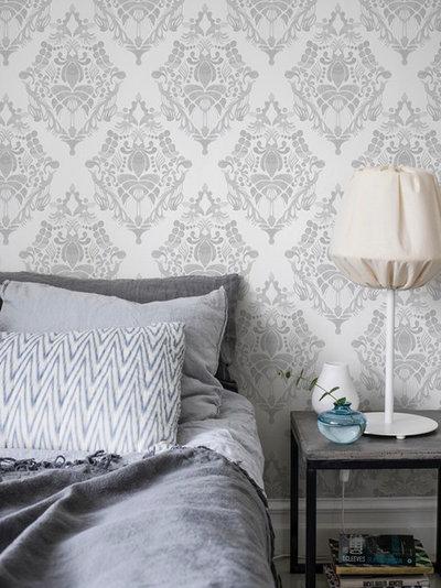 Schlafzimmer Einrichtung In Weis Madalena Interieur | Mixen Possible Wie Das Muster Kombinieren In Der Einrichtung Gelingt