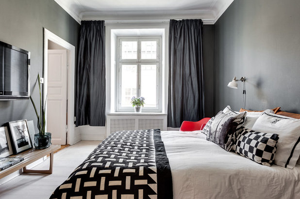 De bedste ekspert-tips: Sådan vælger du gardiner til soveværelset