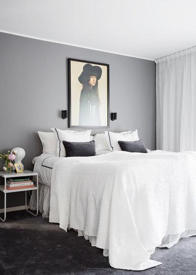 Nyklassisk Soveværelse by Magnusson Mäkleri