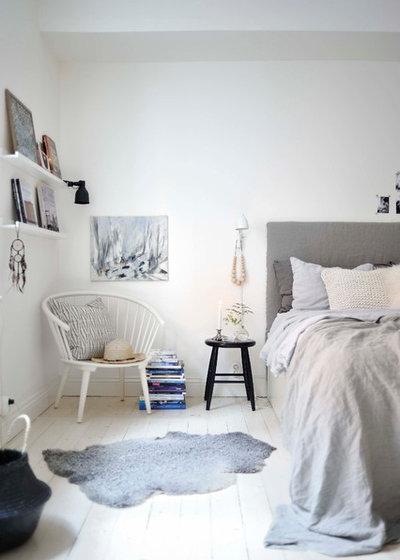 Scandinavian Bedroom Skandinavisk Sovrum