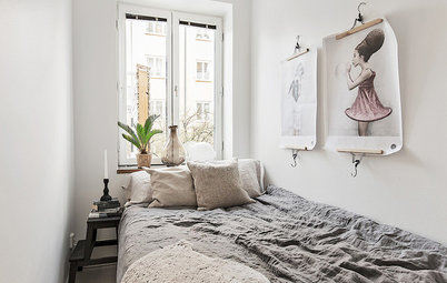 Decorating Guides How To Make A Compact Bedroom Seem Bigger