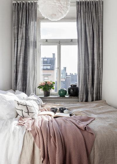Skandinavisch Schlafzimmer by af Segerstad Interiör