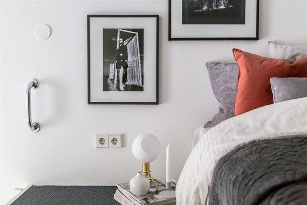 Skandinavisch Schlafzimmer by Hortlund & Co