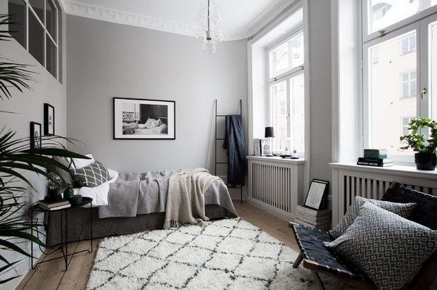 Skandinavisk Soveværelse by Fotograf Philip McCann
