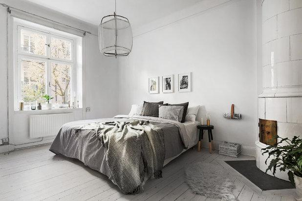 Skandinavisk Soveværelse by Scandinavian Homes