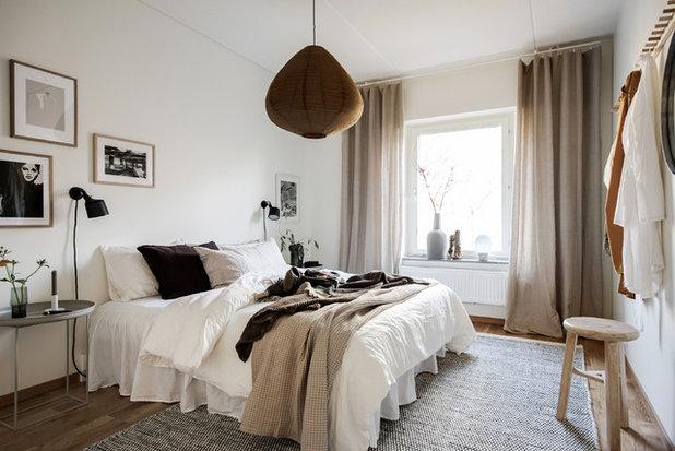 Скандинавский Спальня by Bjurfors Göteborg