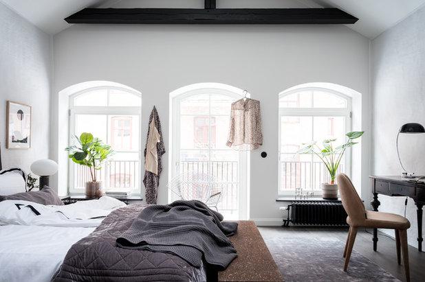 Skandinavisk Soveværelse by Bjurfors Göteborg