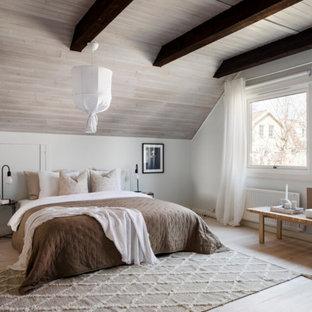 Idéer för att renovera ett nordiskt sovrum