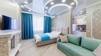 1 комнатная квартира берюзовая