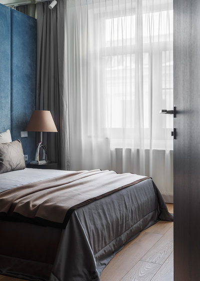 Современный Спальня by AB Architects