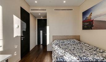 Апартаменты в башне Око