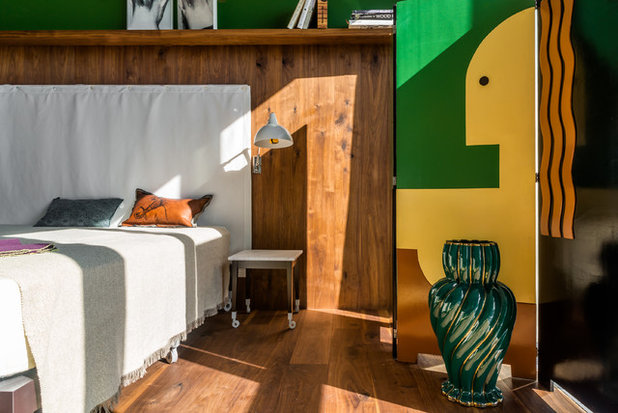 Современный Спальня by Мария Турыкина