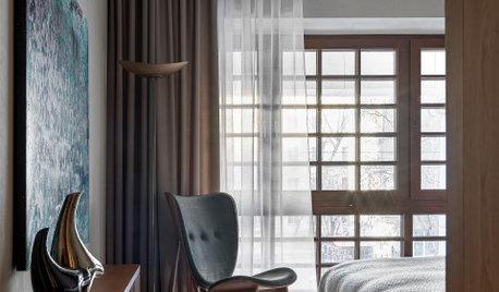 Houzz тур: Двухэтажные апартаменты в Хамовниках