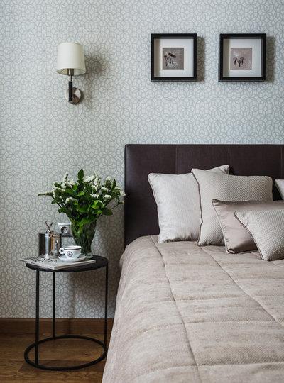 Современный Спальня by Студия дизайна Елены Илюхиной