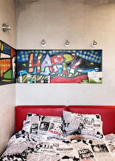 Современный Спальня by Нина Фролова